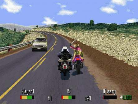 RoadRash1 Road Rash iso