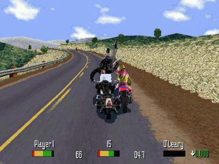 RoadRash2 Road Rash iso