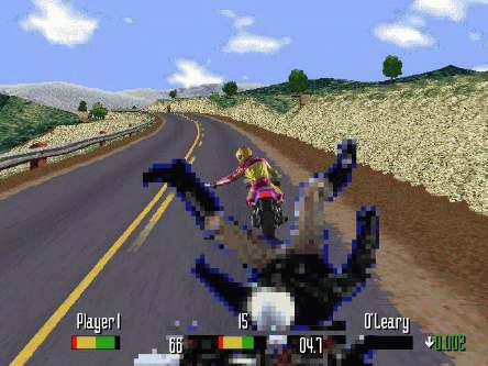 RoadRash3 Road Rash iso