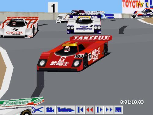 Ojai Roys Body Shop for Indycar Racing 2